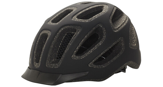 UVEX city e Helmet black mat